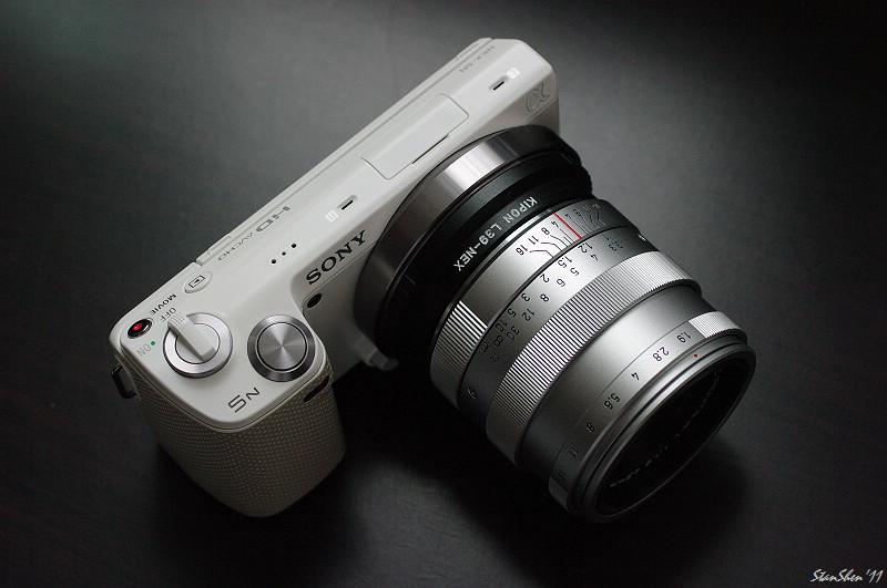 最美的NEX鏡頭-Pentax L-43mm/F1.9 Special