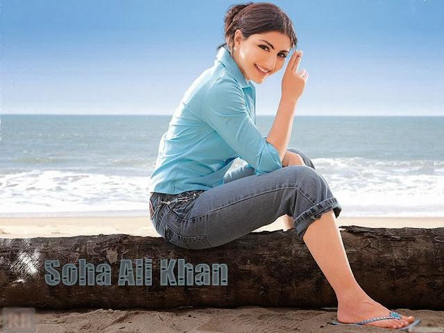 Soha Ali Khan Photos