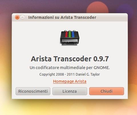 Arista 0.9.7