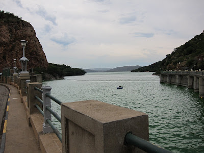South Africa Pretoria dam