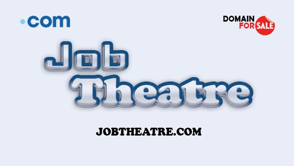 JobTheatre.com