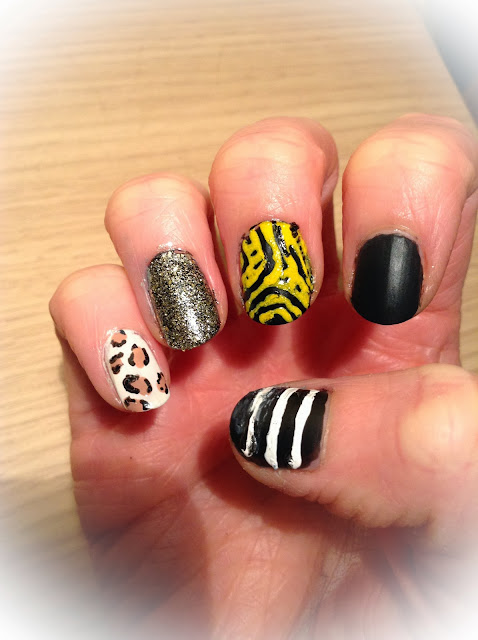Nail-Art-Weekly-Project