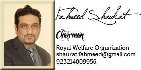Fahmeed Shaukat