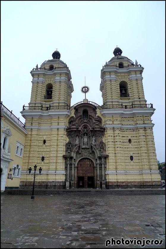 convento de San Francisco de Lima