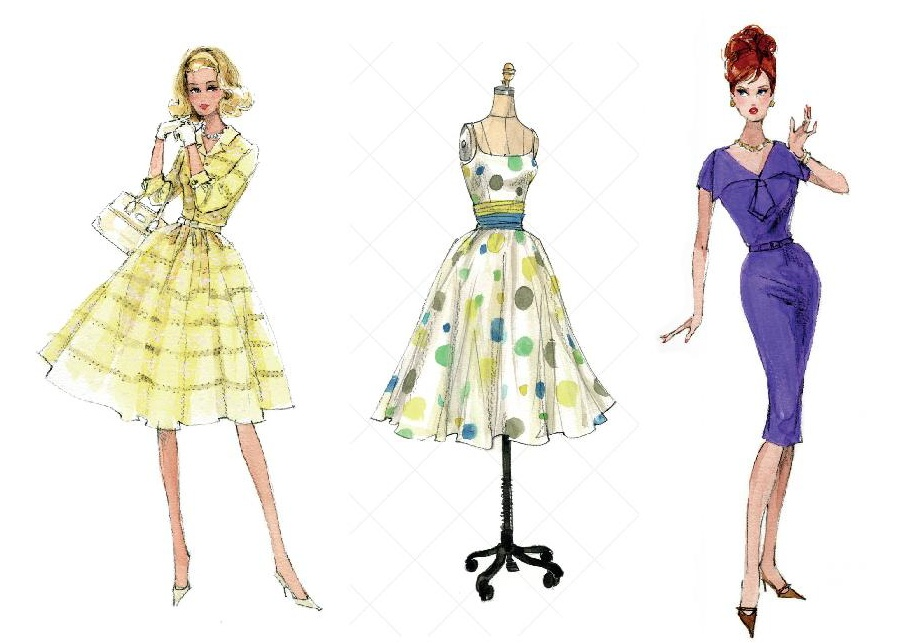 Mad Men Fashion Blog