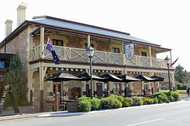 the german arms hotel hahndorf scenic adelaide. Black Bedroom Furniture Sets. Home Design Ideas