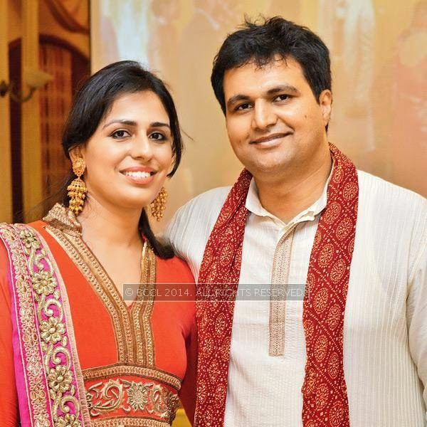 Nikhar and Shreyas Puri during Disha-Anuj Puri's wedding, held in Bhopal