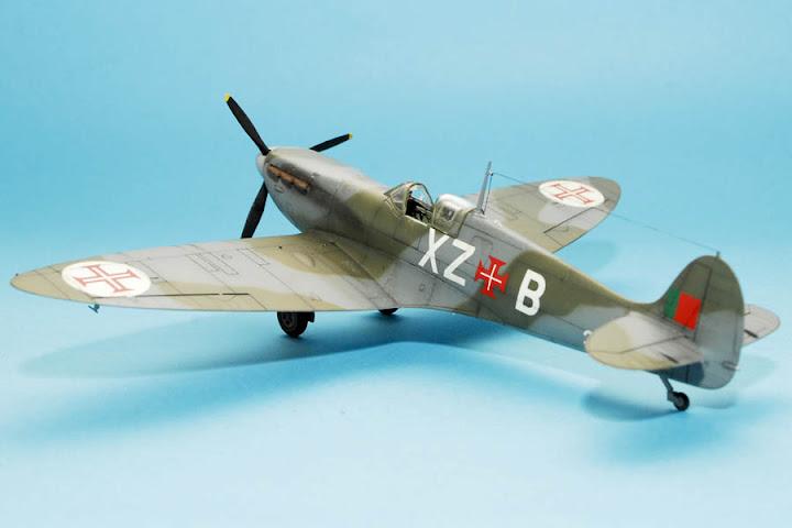 Supermarine Spitfire Mk.I - Tamiya - 1/48 - CONCLUÍDO - Página 3 Final_9