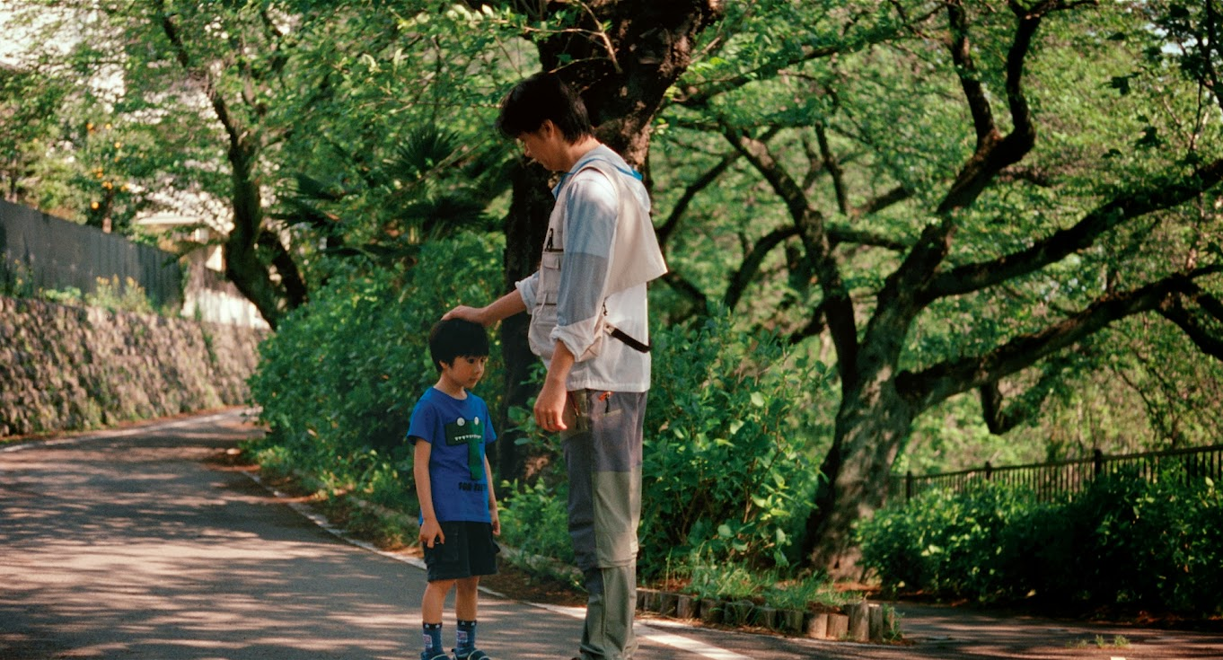 Like Father, Like Son Official Site