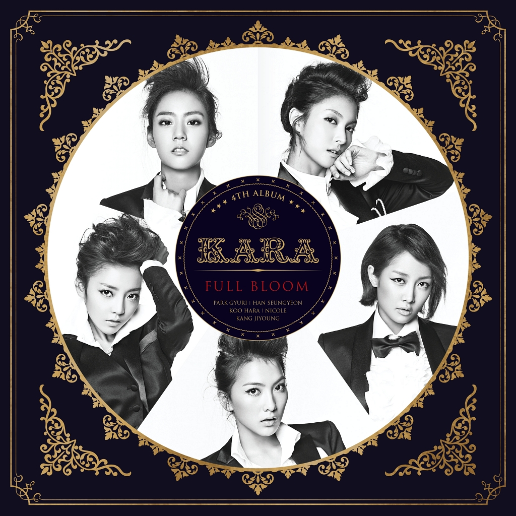 [Album] KARA – Full Bloom [Vol.4]
