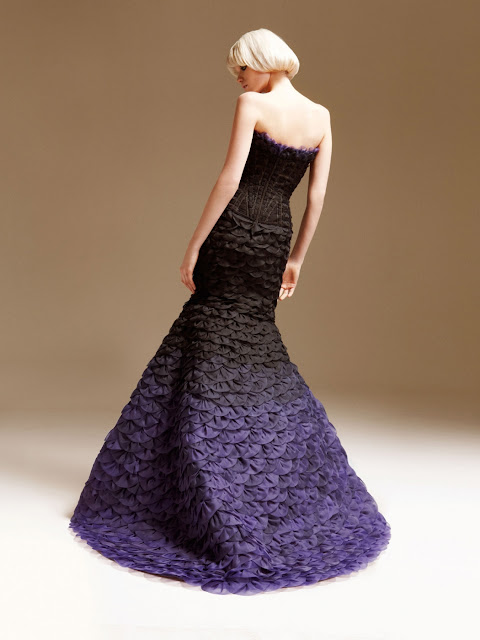 Abbey Lee Kershaw: Atelier Versace S/S 11 Look Book