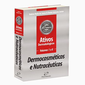 ATIVOS DERMATOLOGICOS: DERMOCOSMETICOS E NUTRACEUTICOS - VOL about, contact, photos