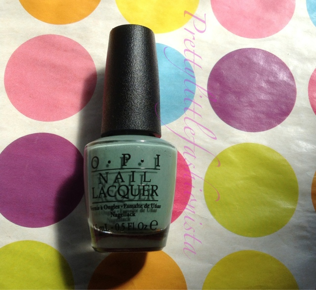 OPI: Thanks a Windmillion