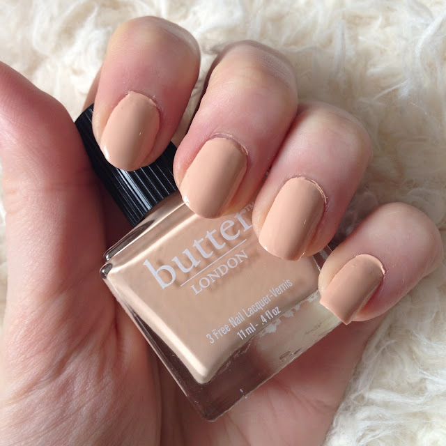 Butter London Nail Polish in Shandy - Inthefrow