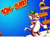 Tom and Jerry Online Puzzle