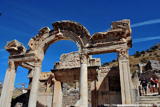 Turkey Greek Ruin