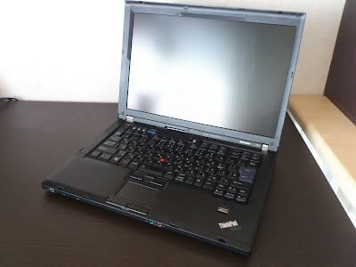 ThinkPad T61入手!!