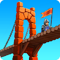 Bridge Constructor Medieval  Walkthrough