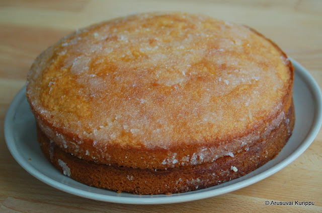 Birthday Cake Lemon Drizzle Mary Berry