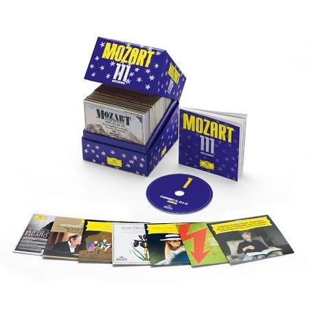 Mozart - 111 Masterworks [55CDs] (2012)