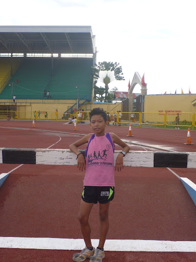 Joseph Lauren elite runner cebu