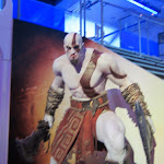 This (fake) Kratos needs no additional gym time