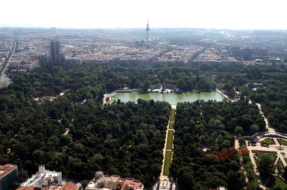 'El Sitio del Retiro y el Prado' optarán a ser Patrimonio Mundial de la UNESCO