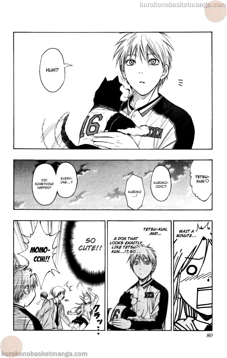 Kuroko no Basket Manga Chapter 93 - Image 16