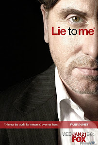 Dối Trá Phần 1 - Lie To Me Season 1 poster