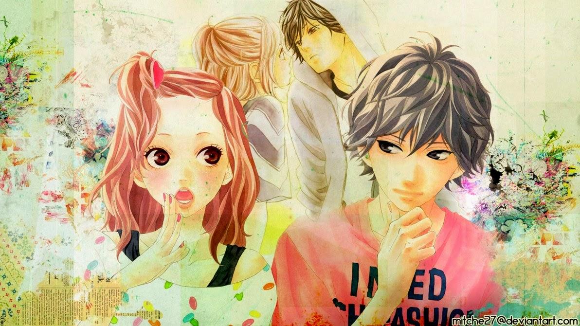 Ao Haru Ride | Blue Spring Ride | Aoharaido