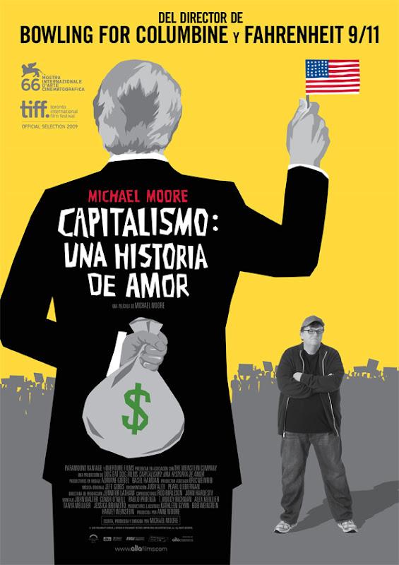 Capitalismo: Una historia de amor (Michael Moore, 2.009)