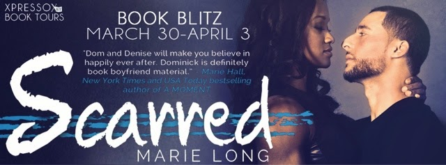 Book Blitz: Scarred by Marie Long
