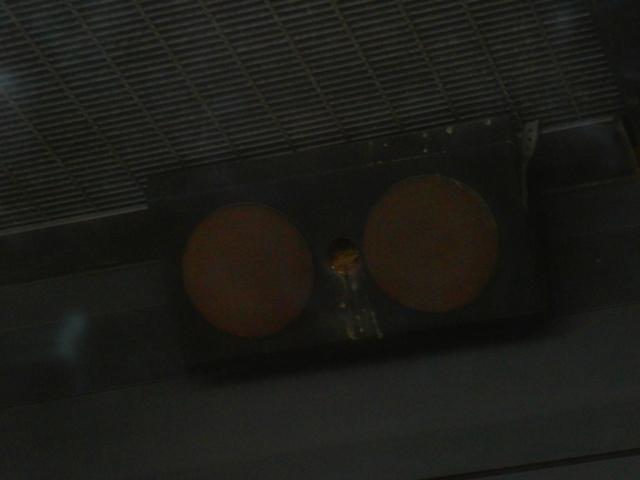 nido tra casse stereo