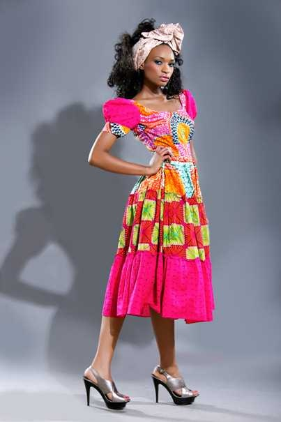 Fashion Ankara Magazine Many Faces Of African Fashion