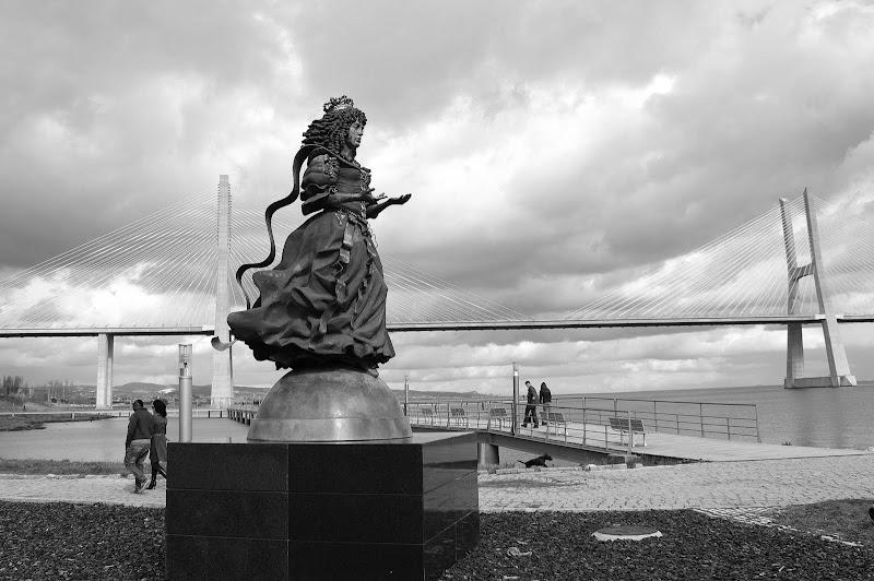 Parque das Nações Lisboa, Catarina de Bragança