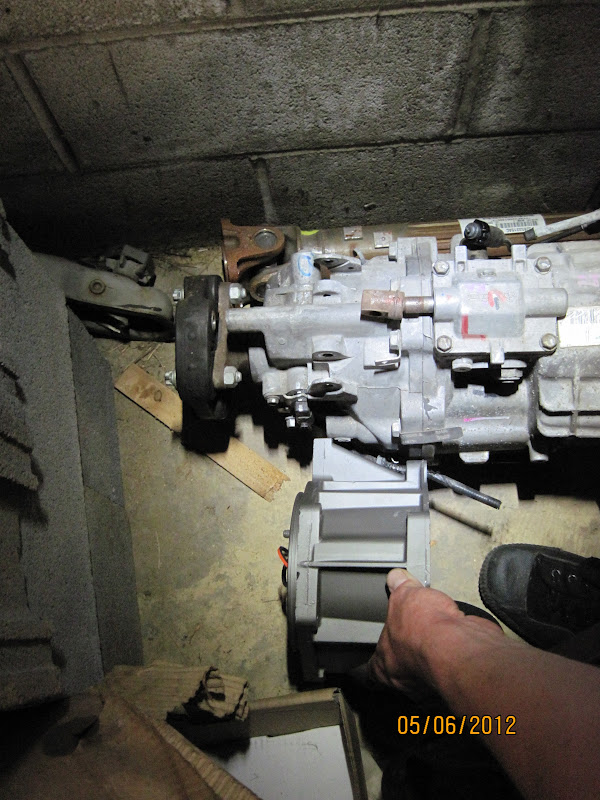 LS swap transmission options  - Page 2 - R3VLimited Forums