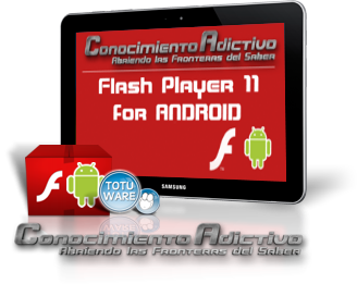 Flash Player 11 para Android