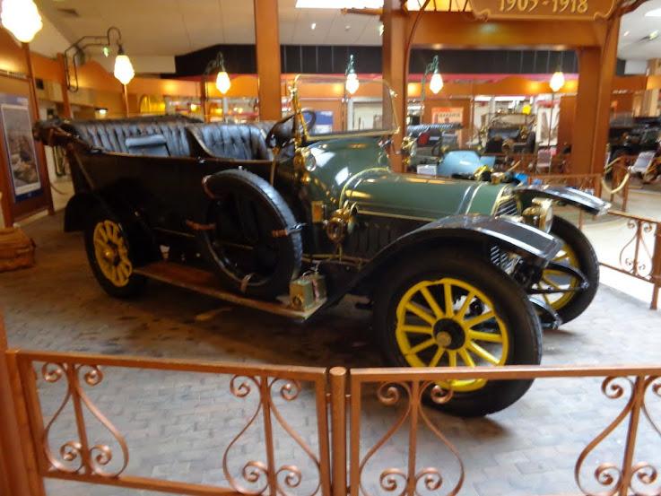Musée de l'aventure Peugeot à Sochaux DSC01167