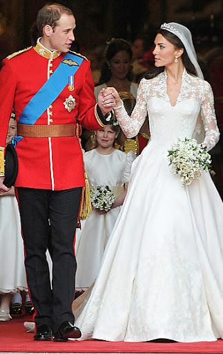 Самые громкие звездные свадьбы 2011 года