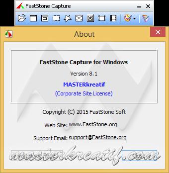 FastStone Capture 8.1