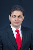 D-2812. In-house studio portrait of Engineering professor Sanjay Ranka. Requested by Bianca Blakely 392-0984 PO Box 116575 Email: bblakley@eng.ufl.edu.