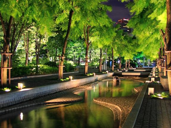 遍覽日本各地夜景