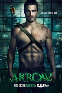 Jaquette de Arrow