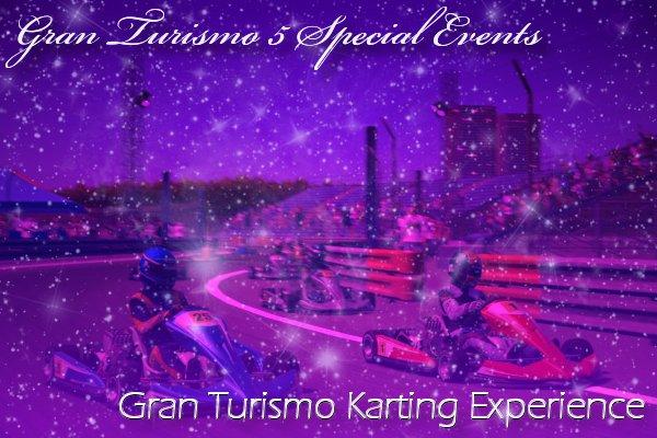 Gran Turismo Karting Experience