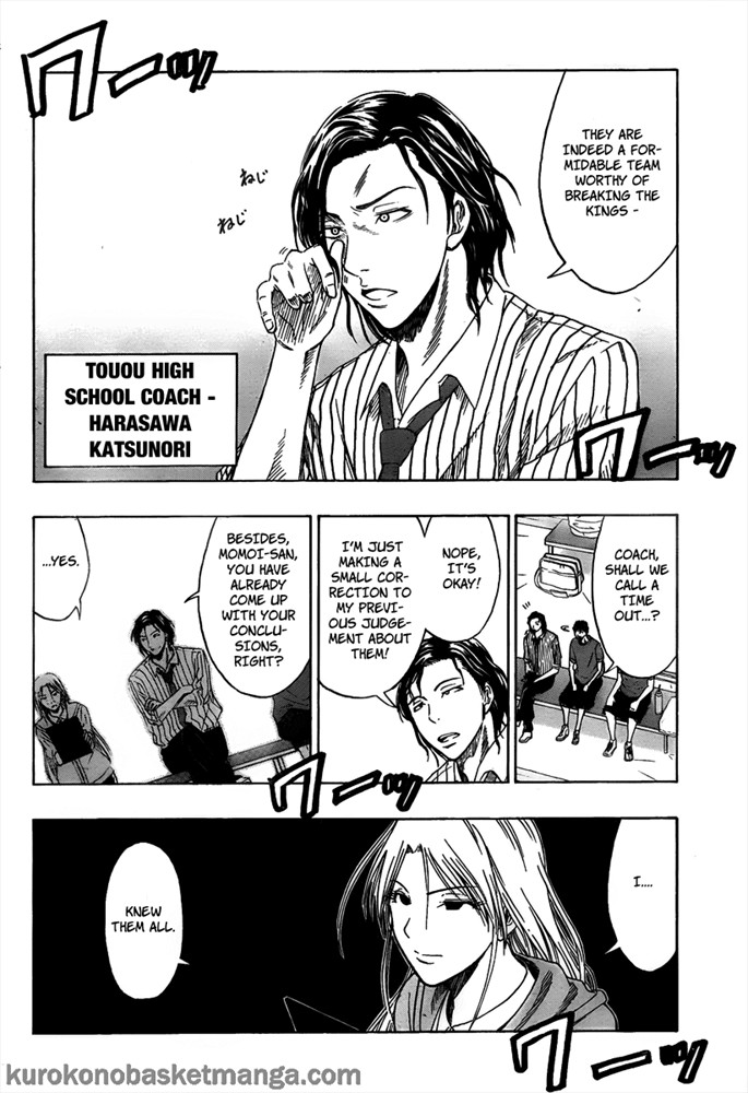 Kuroko no Basket Manga Chapter 44 - Image 04
