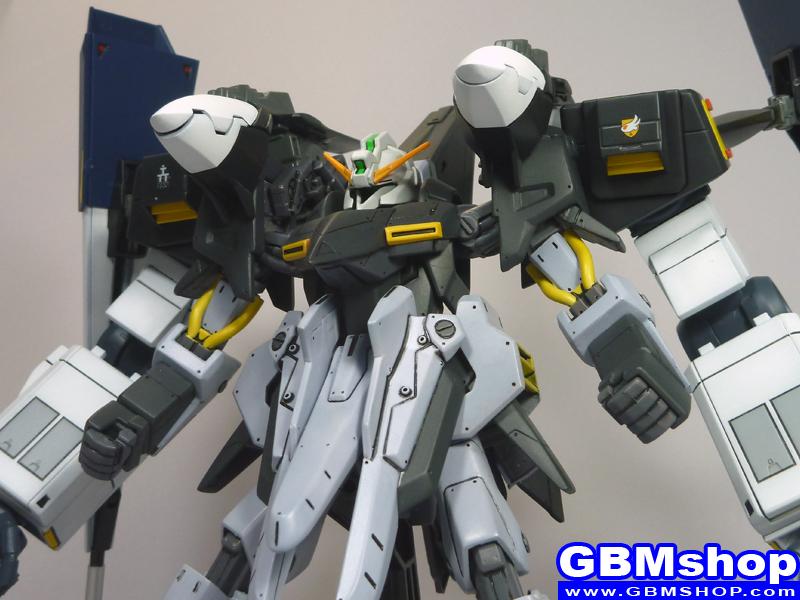 Bandai 1/144 ORX-005 Gaplant TR-5 (Hrairoo) with Gigantic Arm Unit
