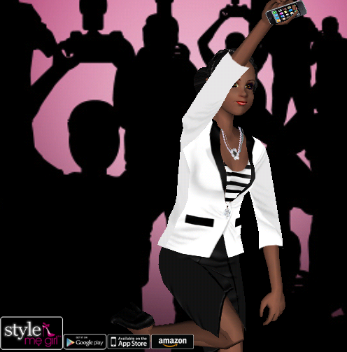 Style Me Girl Level 33 - Jenny - Morning Show