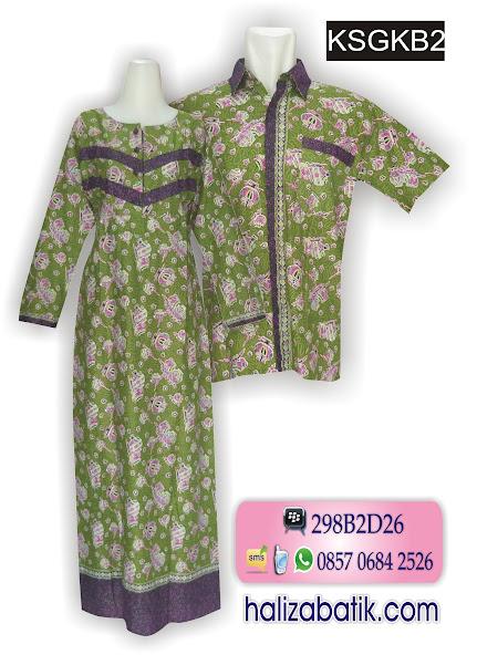 Motif Batik Pekalongan, Baju Batik Muslim, Macam Batik, KSGKB2