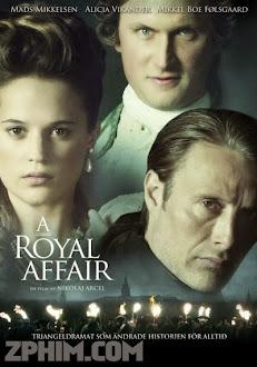 Chuyện Tình Hoàng Gia - A Royal Affair (2012) Poster