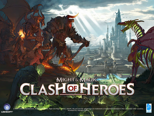 Might & Magic: Clash of Heroes lên Google Play 4